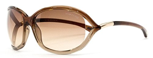 Tom Ford FT0008 JENNIFER 38F - 49 mm - sunglasses for woman