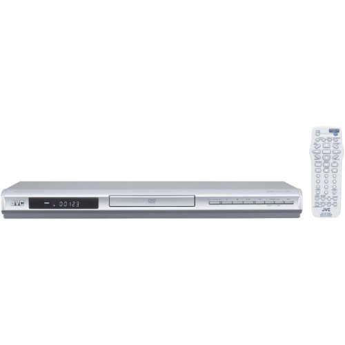 Lowest Price! JVC XVN322S Progressive Scan DVD Player , Silver