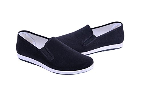 AvaCostume Old Beijing Martial Art Kung Fu Tai Chi Slip-On Shoes