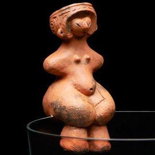 PUTITTO 土偶と埴輪 [2.縄文のヴィーナス](単品)