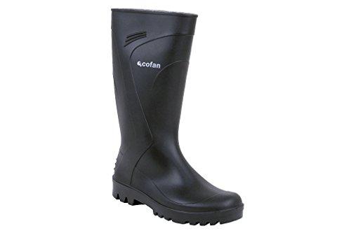 Laarzen van zwart rubber Ala kwaliteit t-48