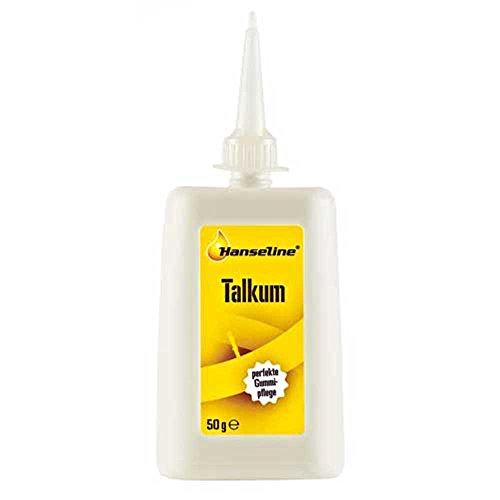 Hanseline Talkum Flasche 100ml