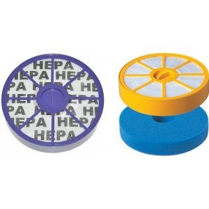 Juego de filtros HEPA para aspiradora Dyson DC05 DC08 DC08T