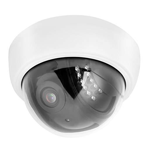 Cámara simulada, cámara de Seguridad, Interior/Exterior HD 1080P para monitoreo de grabación de Video(European regulations)