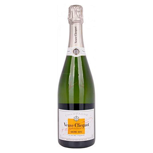 Veuve Clicquot Champagne DEMI-SEC 12,00% 0,75 Liter