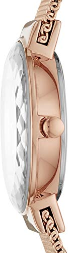 [スカーゲン]腕時計LEONORASKW2799レディース正規輸入品ピンクゴールド