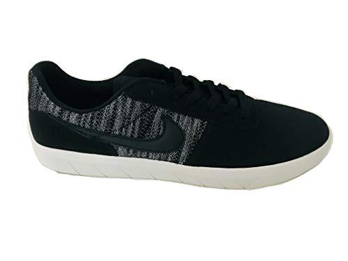 Nike Men's SB Team Classic PRM Skateboarding Shoes (Black/Summit White, Size 10.5)
