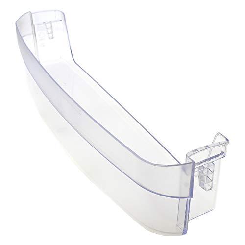 Balconto botellero 49,3 cm 481241829927 para frigorífico Bauknecht, frigorífico Whirlpool, frigorífico Ikea