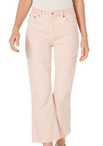 Lucky Brand Women's HIGH Rise Bridgette Crop Flare Jean, Vintage Rose, 29W X 26L
