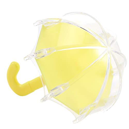 Mothinessto Caja de Dulces Caja de Dulces Contenedor de Caja de Dulces para Boda Fiesta de cumpleaños de bebé Decoración del hogar(Yellow)