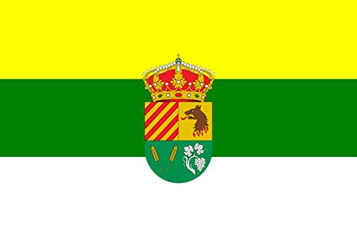 magFlags Bandera XL Algete | Bandera Paisaje | 2.16m² | 120x180cm