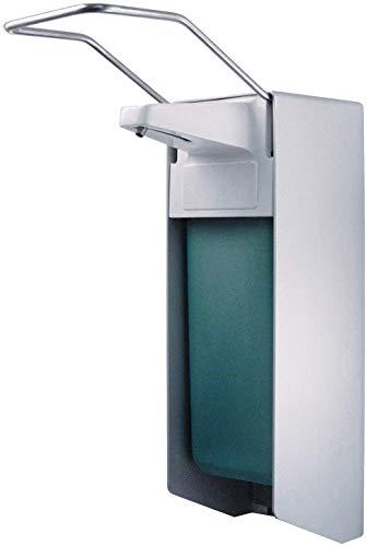 Desinfektionsmittelspender 500 ml Aluminium langer Armhebel