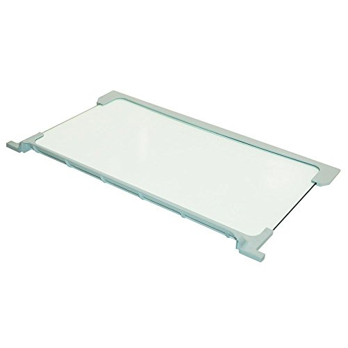 Beko 4312240400 Glasregal für Kühlschrank und Gefrierschrank, 49,5 x 29,5 cm