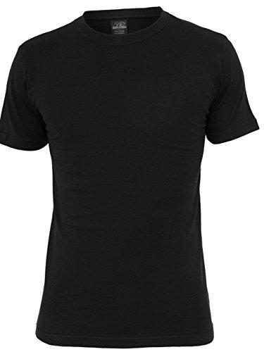 Urban Classics - BASIC Shirt noir - XL