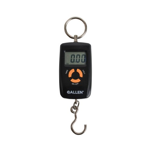 Allen Digital Bow Draw Scale, Black, Up to 100lbs