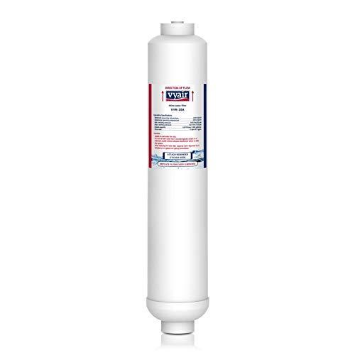 Vyair VYR-35A Filtro Acqua per Frigorifero Compatibile Con Samsung Aqua Pure Plus DA29-10105J, HAFEX, DA2010CB, 5231JA2003B 5231JA2010B, WSF-100, EF9603, LG BL-9808 K32010CB, USC100 (1)