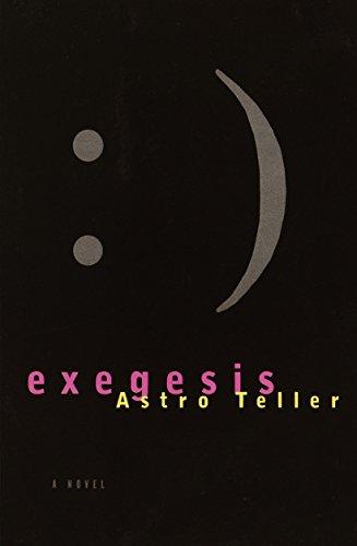 EXEGESIS (Vintage Contemporaries)