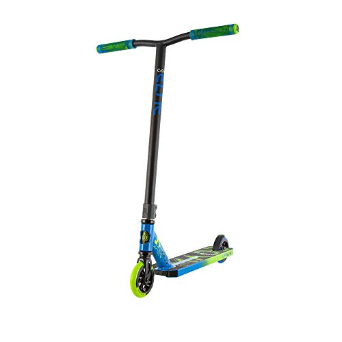 Madd Gear Carve Elite 2020 Freestyle Stunt Scooter Roller Kickscooter Tretroller Stuntscooter (blau)