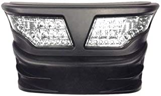 Madjax Replacement Automotive Style LED Headlight - Fits Club Car Precedent (2004-Up)