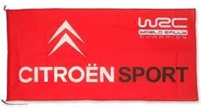 BANDIERA CITROEN 150cm x 75cm SPORT WRC C1 C2 C3 C4 C6 C8