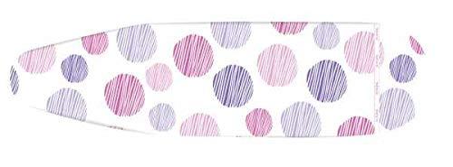 WENKO Ärmelbrettbezug Basic Pro, Ersatzbezug für Ärmelbügelbrett für ideale und knitterfreie Bügelergebnisse mit 2 Lagen, 3 mm Polsterung, universell für alle Ärmelbügelbretter von maximal ca.53x13