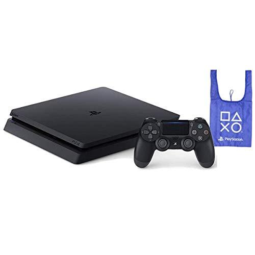 PlayStation 4 ジェット・ブラック 500GB 特別販売用 (CUH-2200AB01)【Amazon.co.jp特典】オリジナルデザインエコバッグ付