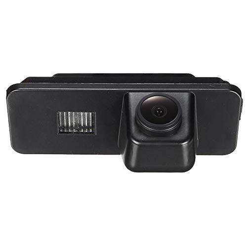 HD CCD Couleur Caméra avec Vision Nocturne et système de recul étanche & Antichoc IP68 pour VW Passat CC/PHAET/Scirocco/Polo/Variant/Golf 5 V MK4/MK5/MK6/Seat Leon / Leon4/Skoda