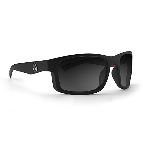 Epoch ASR Magnet Performance Glasses Black Frame Clear to Super Dark Photochromic Lens