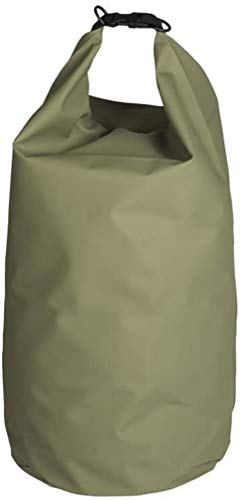 Camo Outdoor - Sacco da viaggio militare, impermeabile, 50 l, colore: Verde oliva