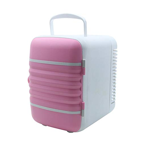 waard 4 liter elektrische koelbox voor auto boot camping koelbox 12V 220V (warmt koelt) Hoogte: 17 cm
