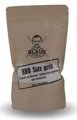 Klaus Grillt - BBQ Salz Grob 450 g