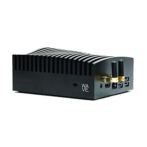 Wave I3-8145U - Mini PC (4 GB, SSD M.2 256 GB, sin OS)