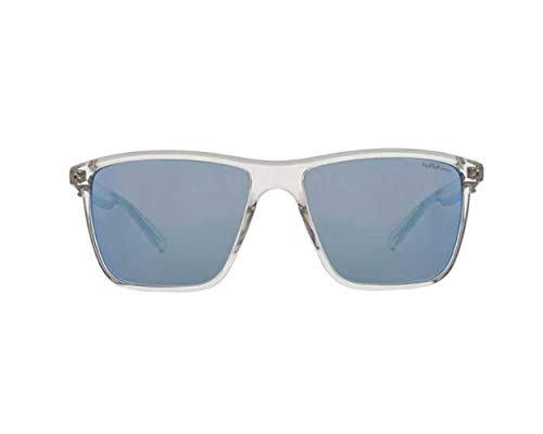 Red Bull SPECT Blade - Sonnenbrille - weiß transparent | grau (BLADE-005P)