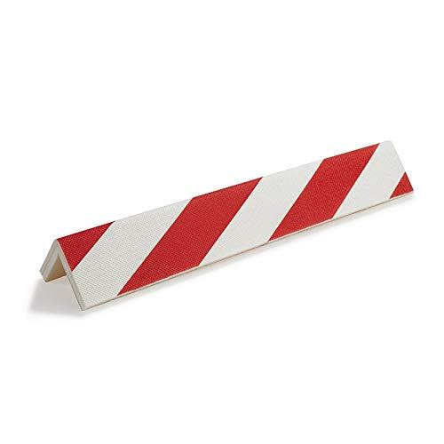 Protector parking para cantos . rojo-blanco marca INOFIX