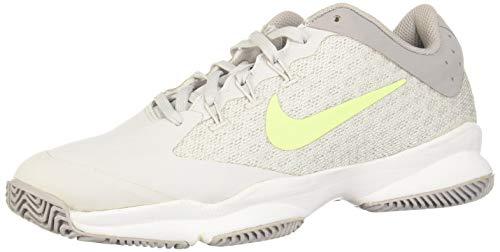 Nike WmnsAir Zoom Ultra, Zapatillas de Tenis para Mujer, Gris (Vast Grey/Volt Glow/White 070), 40 EU