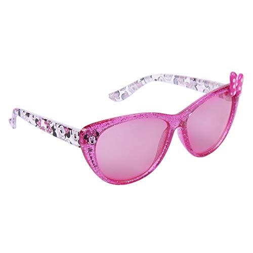 CERDÁ LIFE'S LITTLE MOMENTS Gafas de Sol Rosas Niña de Minnie Mouse-Licencia Oficial Disney, Fucsia, Talla única-Especialmente diseñadas para una adaptación Perfecta para Niñas
