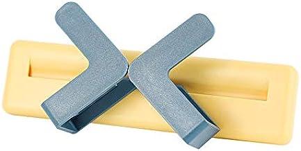 Pottenrek Muur Opknoping Gratis Perforatie Keuken Snijplank Snijplank Opslag geel