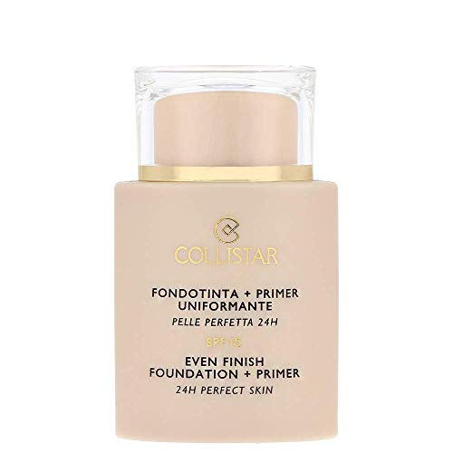 Collistar Fondotinta + Primer Uniformante (SPF 15, Colore Nr. 4, Biscotto) - 35 ml.