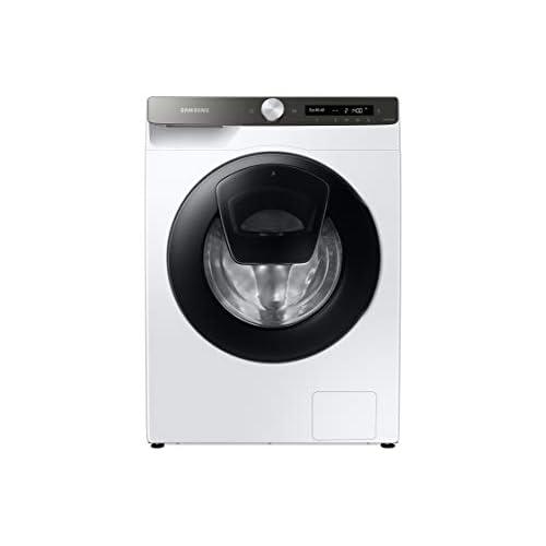 Samsung Elettrodomestici WW10T554DAT/S3 Lavatrice 10 kg AddWash, Ai Control, 1400 Giri, Bianco