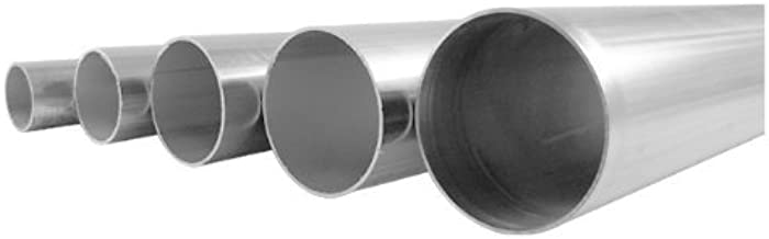 16 Gauge - 6 Length .065 1-1//4 OD 304//304L Stainless Steel Tubing Welded