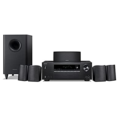 Onkyo HT-S3900 5.2 Channel Home Theater Package