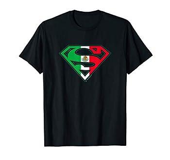Superman Mexican Shield T-Shirt