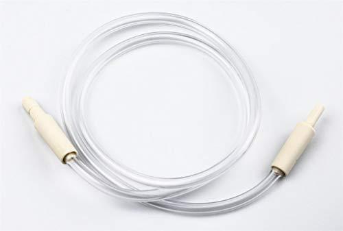 Nuvita NU-0098 - Tubo Connettore di Ricambio per Tiralatte Elettrico Nuvita 1286 - Senza BPA e Ftalati – Marchio UE – Design Italiano