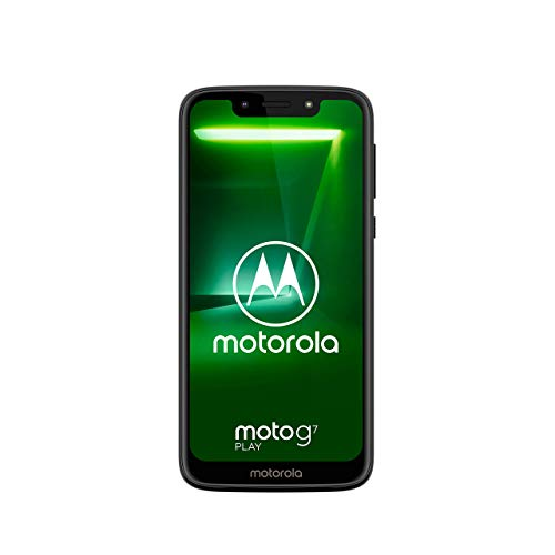 motorola Moto G7 Play Deep Indigo 32Go/ GB débloqué Logiciel Original [Import Europe]