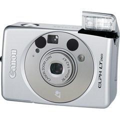 Canon ELPH LT 260 - Point & Shoot / Zoom camera - APS - lens: 26 mm - 52 mm