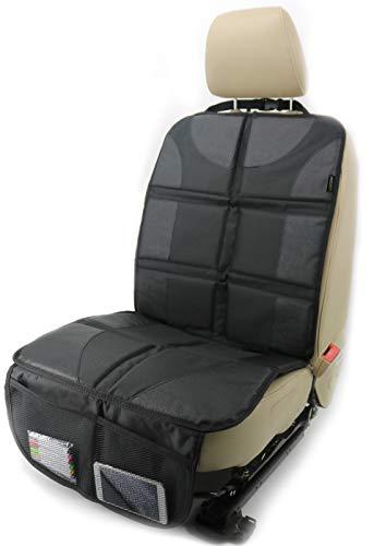 SUNFERNO CAR SEAT PROTECTOR - 아기 자동차 시트 들여 쓰기 먼지 및 유출 물로부터 자동차 좌석을 보호합니다. 방수 두꺼운 패딩 된 프로텍터 라이너가 자동 실내 장식을 새로 보이게합니다