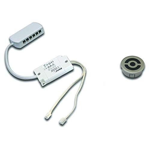 Hera Dynamic draadloze dimmer 24 volt met inbouw-afstandsbediening