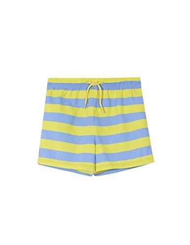 Gocco Bermuda Pantalones, Blanco, 9-10 años para Niños