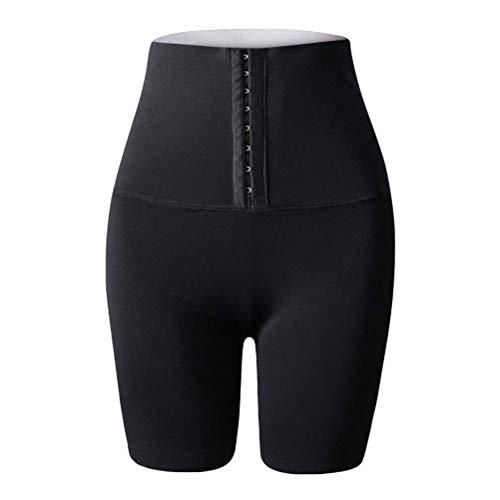 BBABBT Body Shaping Shorts - Shorts de Sauna para Mujer Pantalones Deportivos para Adelgazar Entrenamiento Body Shaper Yoga Leggings