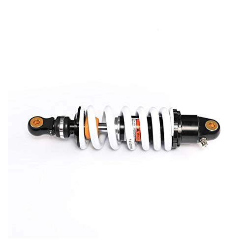 Motorcycle Shocks 280mm Rear Back Shock Absorber Motorcycle Suspension Spring Fit for 125cc 140cc 160cc Dirt Pit Pro Bike Quad ATV 1200Lbs